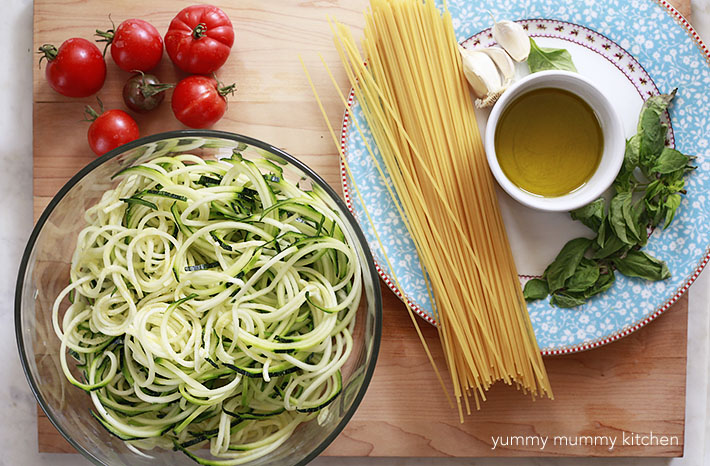 easy zoodle recipe