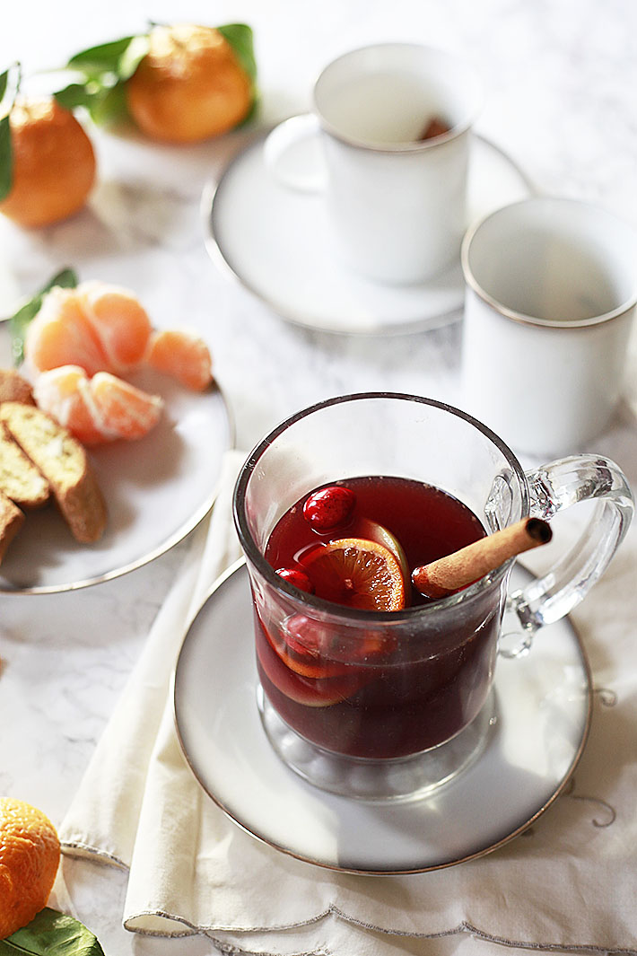 mulled wine recipe slow cooker