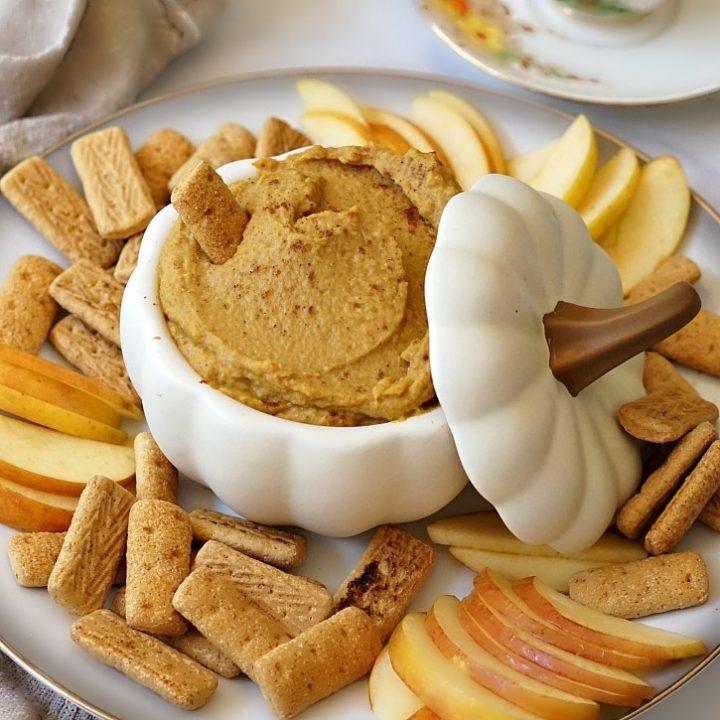 Pumpkin Pie Dessert Hummus