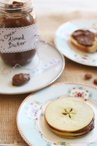 healthy chocolate almond butter recipe