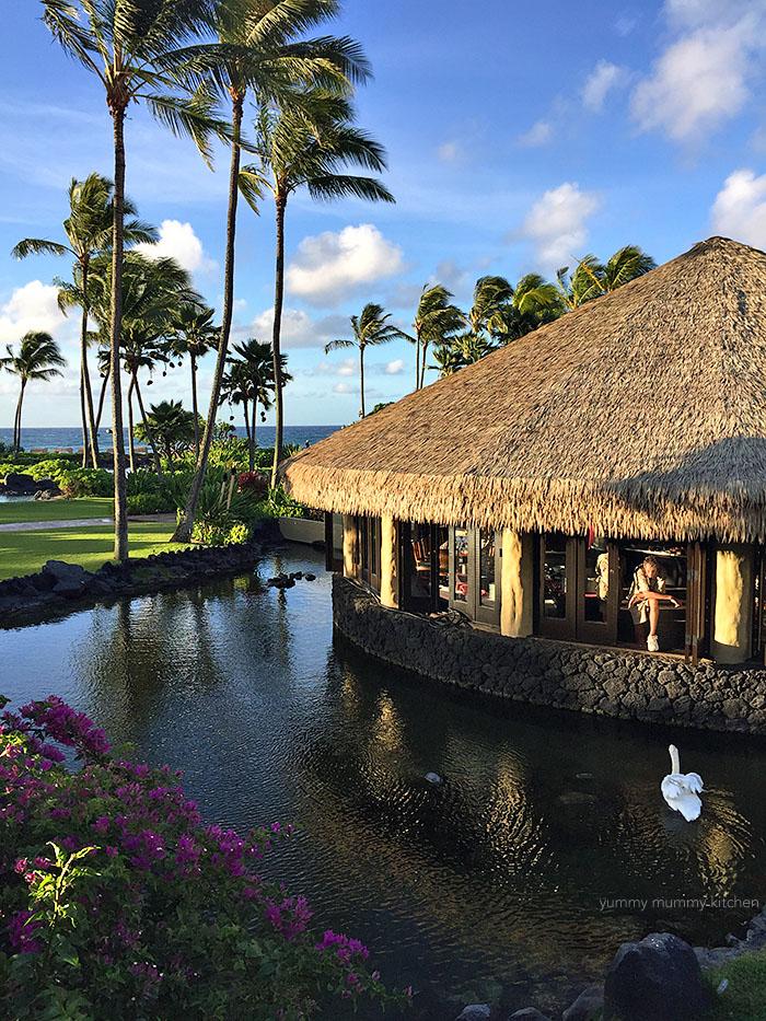 Poipu Kauai Restaurant at the Grand Hyatt Kauai