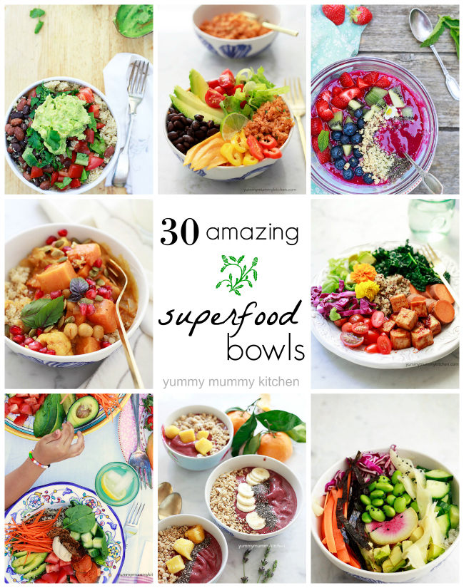 buddha nourish bowls
