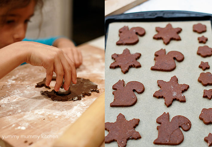 vegan gingerbread cookie recipe