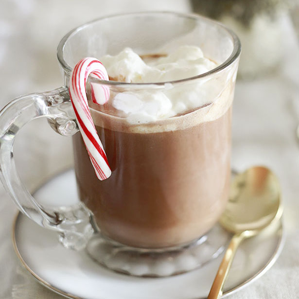 Skinny Hot Chocolate