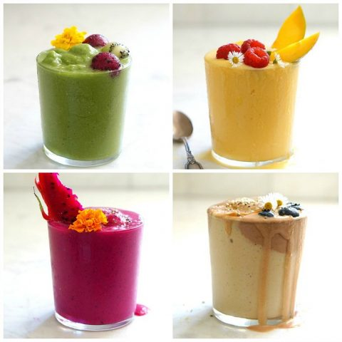4 Superfood Smoothie Recipes