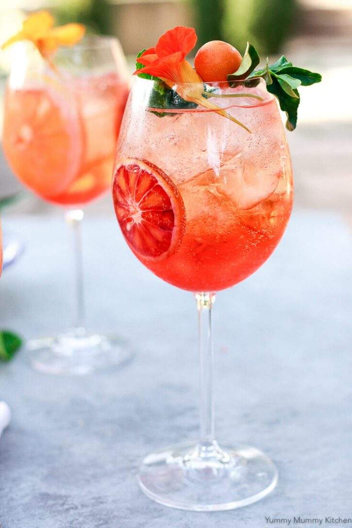 Aperol Spritz Authentic Italian Aperol Cocktail Recipe