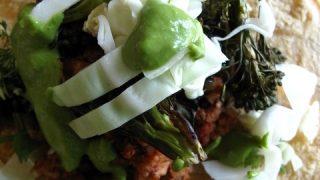 Tempeh Chorizo Tacos + a GreenCrema