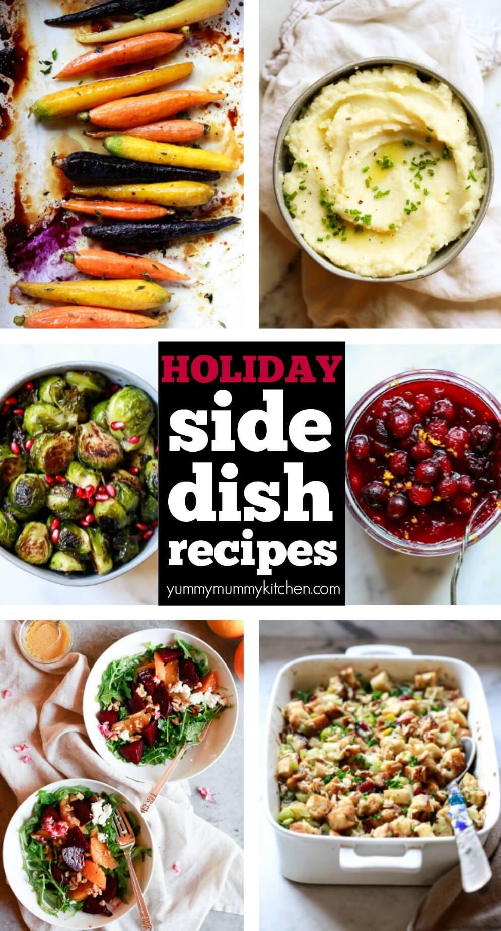 Best Healthy Vegetable Thanksgiving Side Dishes Vegetarian Vegan