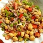 Greek Style Garbanzo Salad