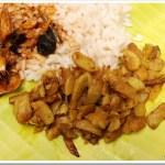 Koorkka Mezhukkupuratti/Chinese Potato Stir-fry