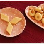 Badam (Almond) Peda
