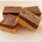 No–bake Peanut Butter Squares