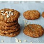 ANZAC Biscuits / Australian Oatmeal and Coconut Cookies