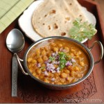 Punjabi Chole – Restaurant Style (With Video)