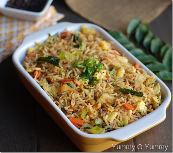 Nadan fried rice