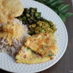 Kerala Style Omelet