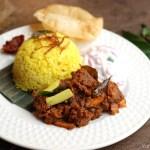 Malabar Style Beef Varattiyathu / Beef Masala