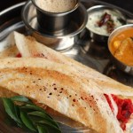 Masala Dosa – Indian Coffee House Style