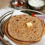 Gobi Paratha / Cauliflower Stuffed Paratha