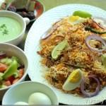 Ramadan Special Boneless Chicken Biriyani