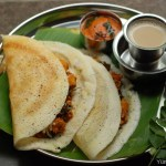 Chicken Masala Dosa With Video