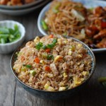Chicken Fried Rice – Better than Takeout