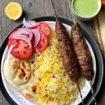 Seekh Kebab (Ground Beef Skewers)