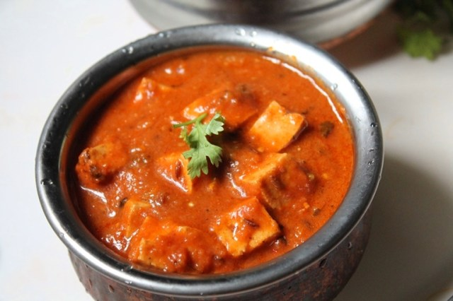 Paneer Butter Masala Recipe (Restaurant Style Recipe)