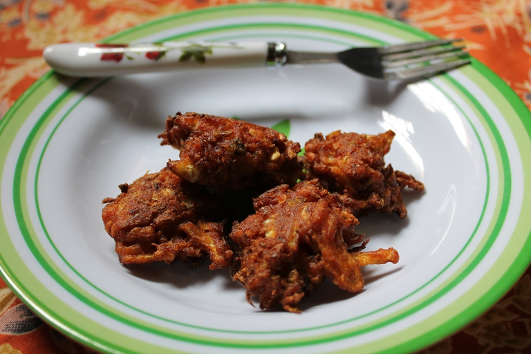 Cabbage Pakora Quick Evening Snacks Yummy Tummy