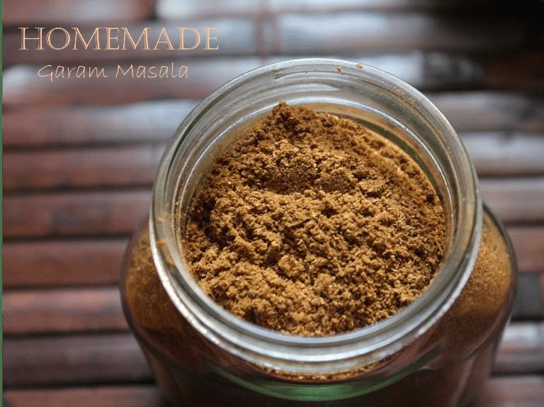 Homemade Garam Masala Powder My Version Yummy Tummy