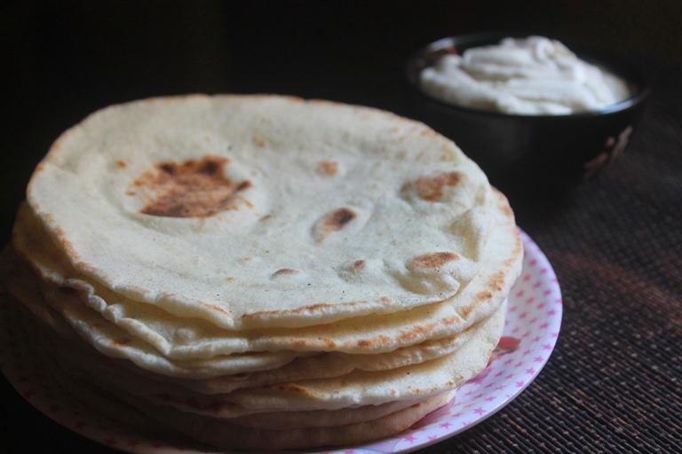 Soft Kuboos Recipe - Pita Bread