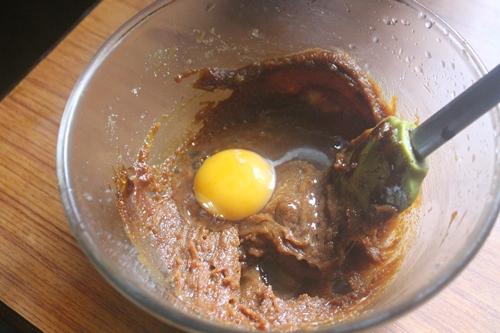 egg in batter