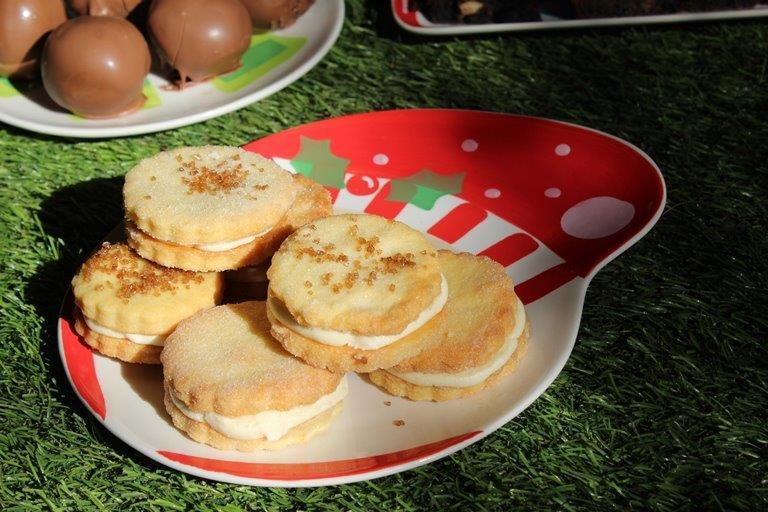 Swedish Cream Wafers Recipe Cream Cookies Recipe
