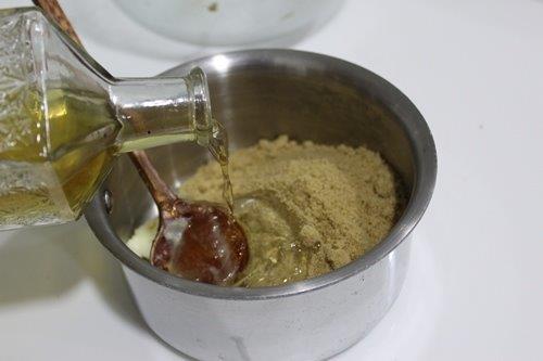 homemade vanilla