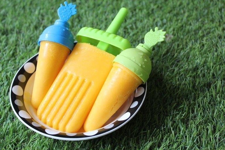 Carrot Popsicle Recipe