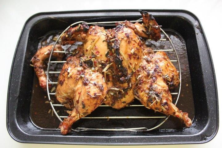 Vietnamese Roast Chicken
