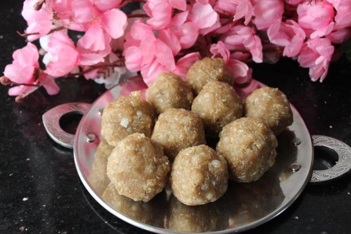 Rice Sago Sweet Kolukattai Recipe