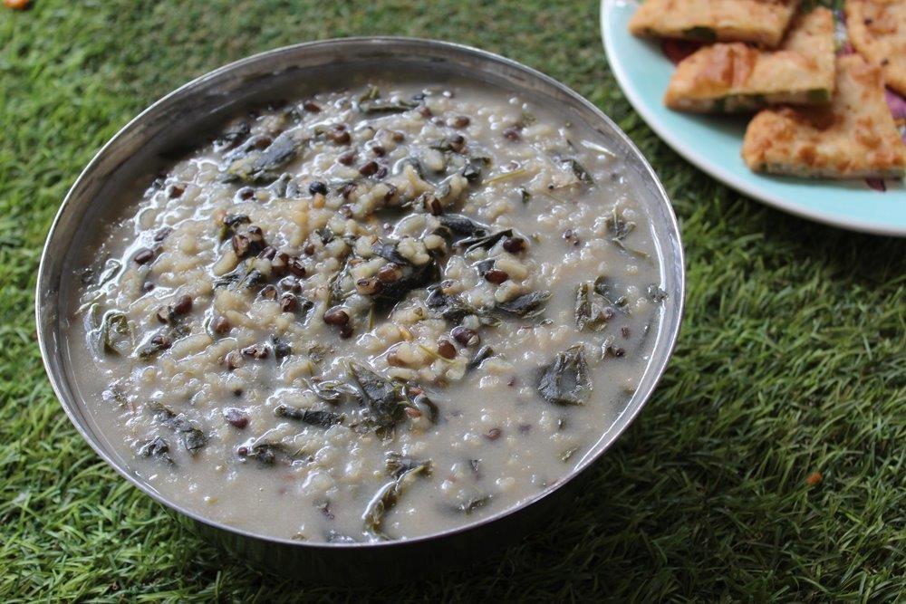 Drumstick Leaves Porridge