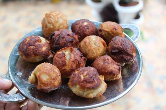 Ulundu Sweet Paniyaram