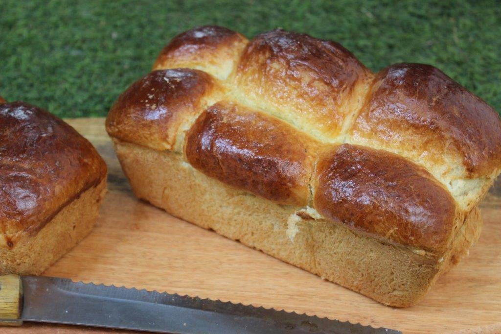 Brioche Bread Recipe