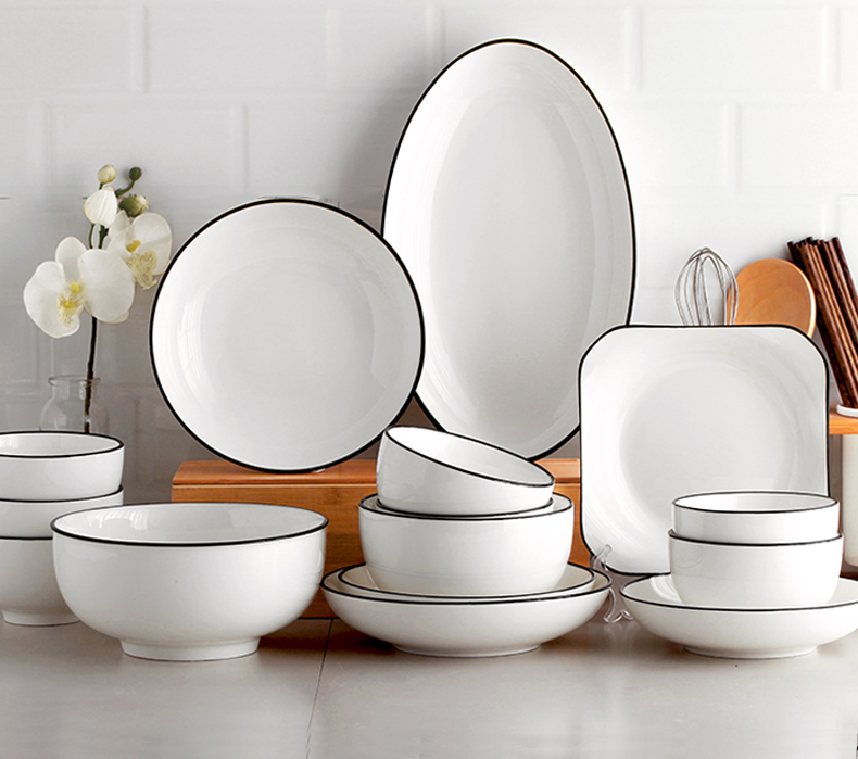 microwave plates and bowls