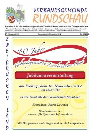 Fahrten Ins Blaue Zweibrucken Die Rheinpfalz