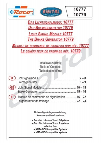 table of contents table des matieres d