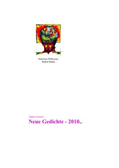 Neue Gedichte 2010 Rumba Imensity De