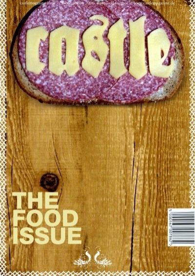 Simone Israel Castlemagazine
