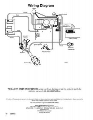 Wiring Diagram Motor Blue