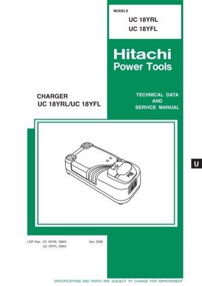 hitachi mri service manual