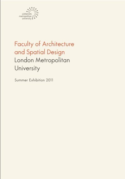 Faculty Of Architecture And Spatial Design London Asd Real Time