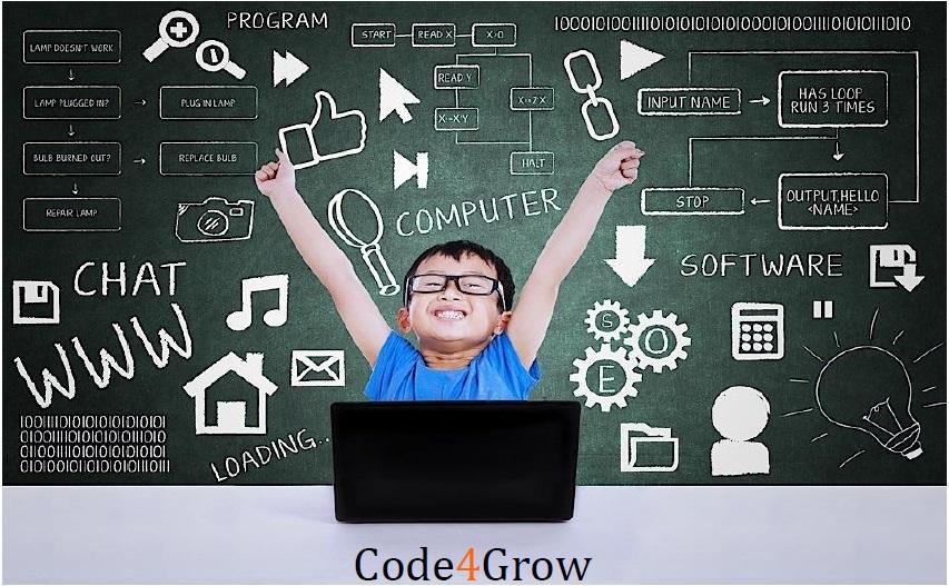 Code4Grow: coding gratuito nelle scuole