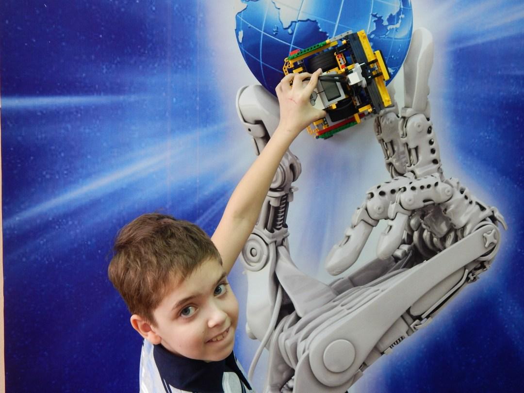 I corsi di robotica di Yunik per bambini dai 7 ai 10 anni
